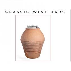 Терракотовые емкости для сбраживания и хранения вина