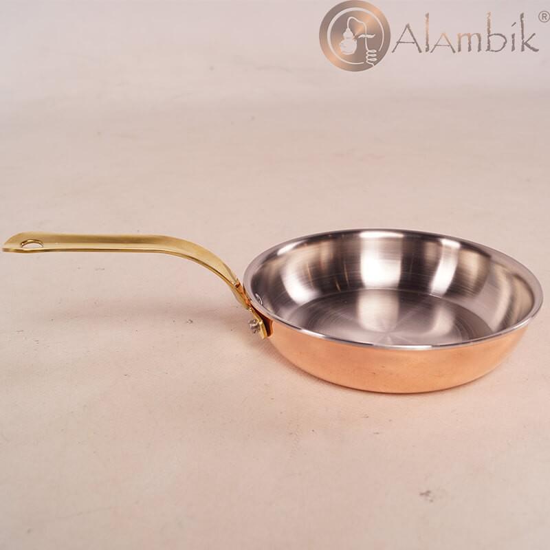 медная посуда, размер 12,14 см