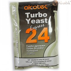 Alcotec 24 Turbo Yeast  Алкотек - Тубро 24