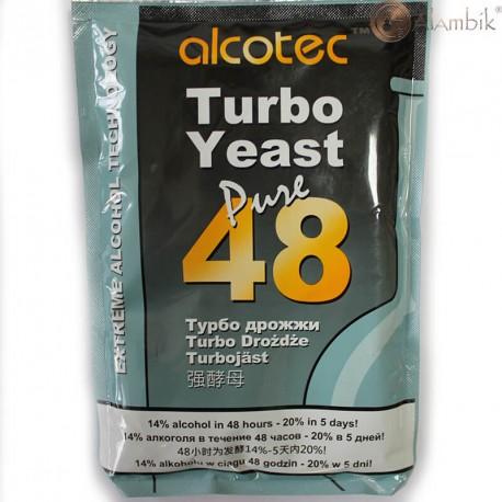 Alcotec 48 Turbo Алкотек - Турбо 48