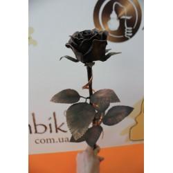 Медная роза