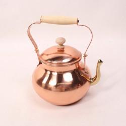 Медный чайник 3л