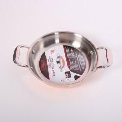 Медная многослойная сковорода (Газиантеп) 18 см