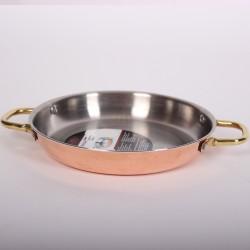 Медная сковорода (Амфора) 20 см