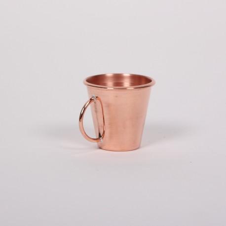 Чашка медная маленькая
