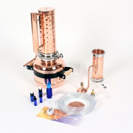 Дистиллятор для эфирных масел на 5 л- Продвинутый набор