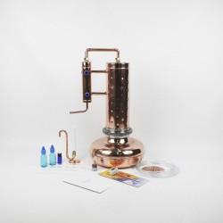 Дистиллятор для эфирных масел на 8л - набор Professional
