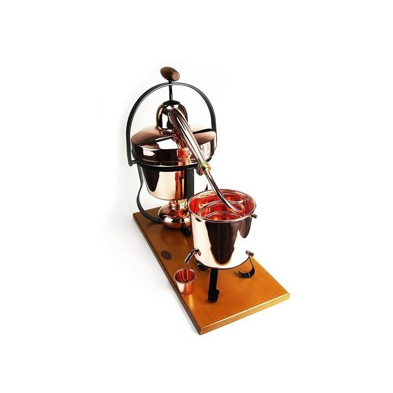дистилляторы самогонные аппараты для производства настойки