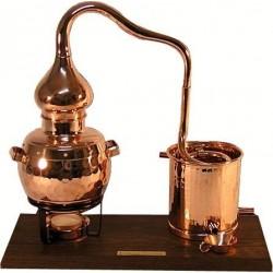 Аламбик на 0,5 л со спиртовой горелкой