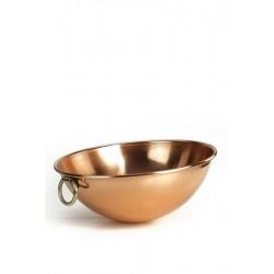 Чаша 24см для смешивания из меди CopperGarden®
