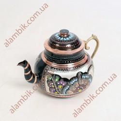 Чайник с орнаментом 0,9 л