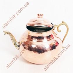 Чайник 1,5 л, кованный
