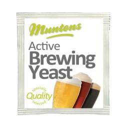 Пивоваренные дрожжи Muntons Active Brewing Yeast