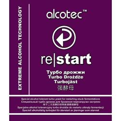 Дрожжи alcotec RE-start, ферменты для перезапуска брожения браги