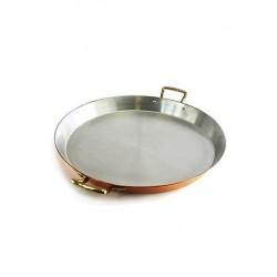 Сковородка для паэльи диаметр 35см