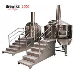 Пивоварня Brewiks 1.000