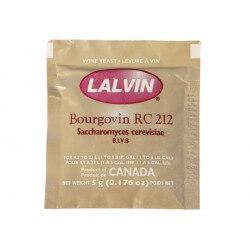 Lalvin RC 212 винные дрожжи